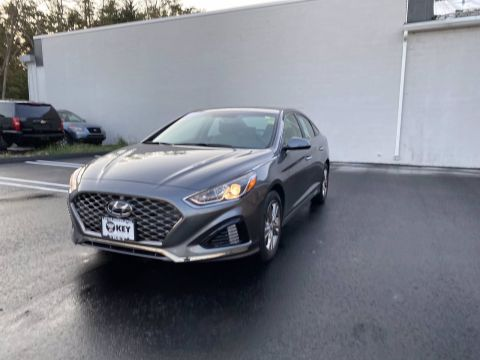 Certified Pre-Owned 2019 Hyundai Sonata SEL FWD 4dr Car